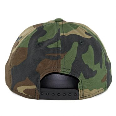 New Era 9Fifty Los Angeles Dodgers Hidden Team Retro Snapback Hat Woodland Camo