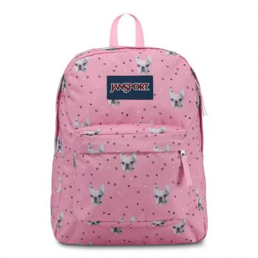JanSport Superbreak Back Pack Frenchies