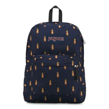 JanSport Superbreak Back Pack Honey Bear