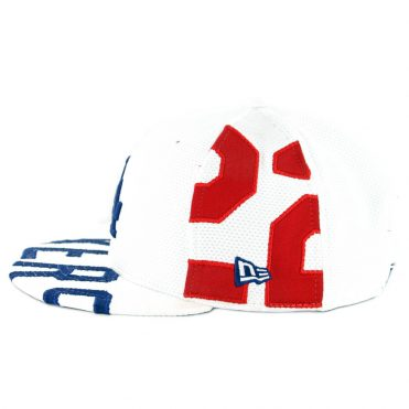 New Era 9Fifty Los Angeles Dodgers Player Pick Kershaw V1 Snapback Hat White
