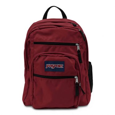 JanSport Big Student Back Pack Viking Red