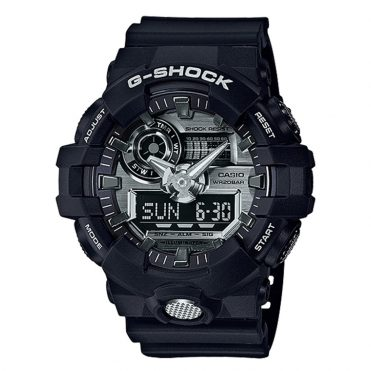G-Shock GA710-1A Watch Black