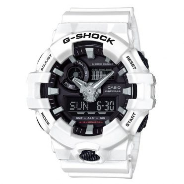 G-Shock GA700-7A Watch White