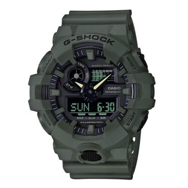 G-Shock GA700UC 3A Watch Olive Green
