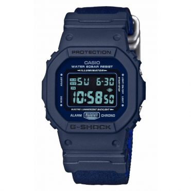 G-Shock DW5600LU-2 Watch Navy