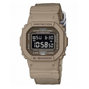 G-Shock DW5600LU-8 Watch Khaki