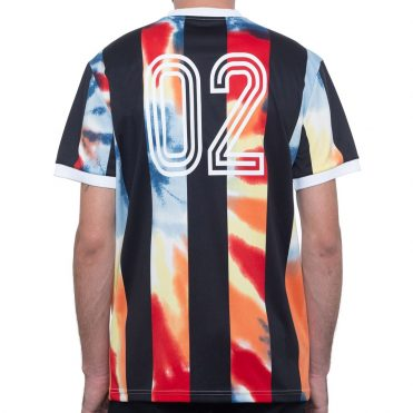 HUF DBC FC Bad Referee Jersey Rainbow