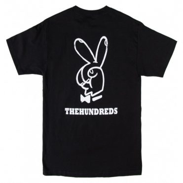 The Hundreds Peace Sign T-Shirt Black