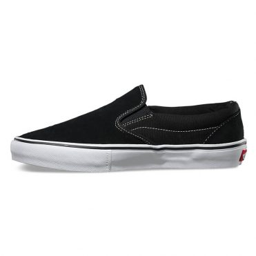 Vans Slip-On Pro Shoe Black White Gum