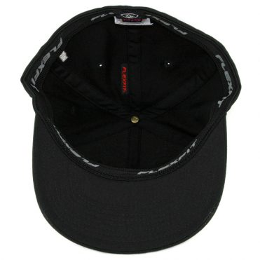 Volcom Full Stone Flexfit Hat Black