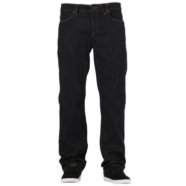 Volcom Solver Denim Pants Rinse