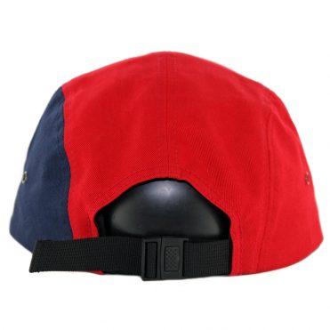 HUF No Trace Volley Clipback Hat Scarlet