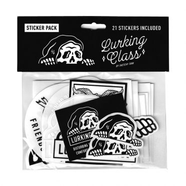 Sketchy Tank Lurking Class Sticker Pack