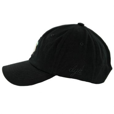 DGK Blessed Strapback Hat Black