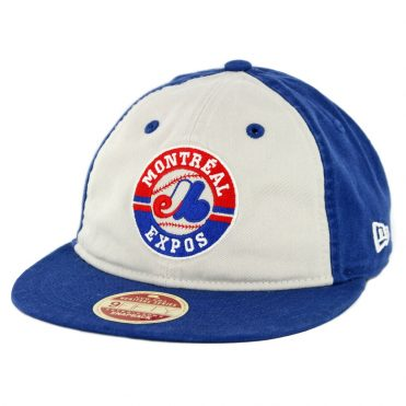 New Era 9Fifty Low Profile Montreal Expos Cooperstown All Star Game 2018 Snapback Hat Royal Blue