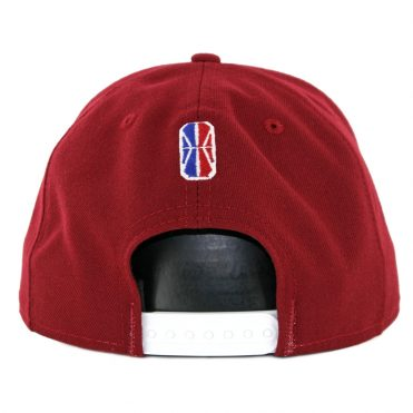 New Era 9Fifty Cleveland Cavaliers Legion 2K League Snapback Hat Burgundy