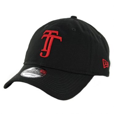 New Era 9Twenty Tijuana Xolos Strapback Hat Black
