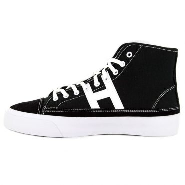 HUF Hupper 2 HI Shoe Black White