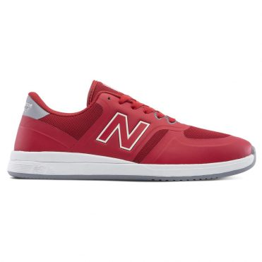 New Balance 420 Shoe Red White