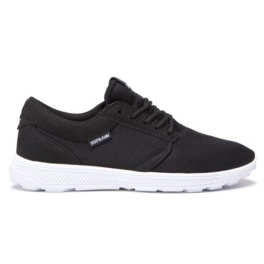 Supra Hammer Run Shoe Black White