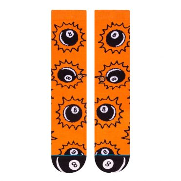 Stance Scratches Sock Orange