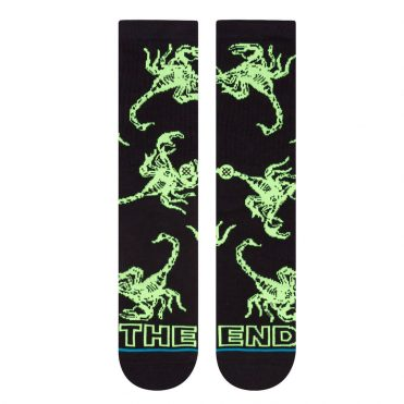 Stance The End Sock Black