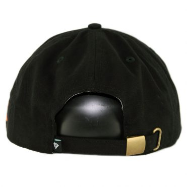 Diamond Supply Co See You Soon Strapback Hat Black