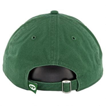 New Era 9Twenty New York Jets Core Classic Strapback Hat Green