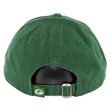 New Era 9Twenty Green Bay Packers Core Classic Strapback Hat Green