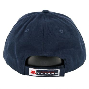 New Era 9Forty Houston Texans The League Strapback Hat Dark Navy