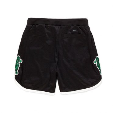 10 Deep Worrier Short Black
