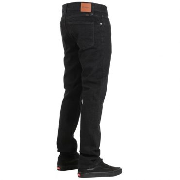 Brixton Reserve 5 Pocket Denim Pants Black