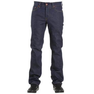 Brixton Reserve 5 Pocket Denim Pants Raw Indigo