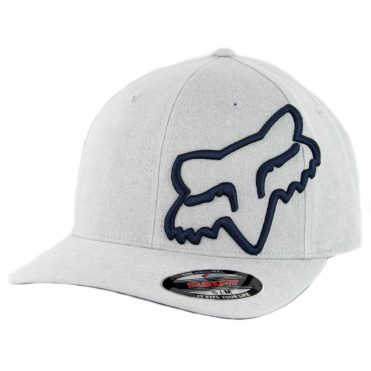 Fox Head Clouded Flexfit Hat Grey