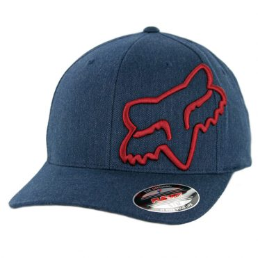 Fox Head Clouded Flexfit Hat Midnight