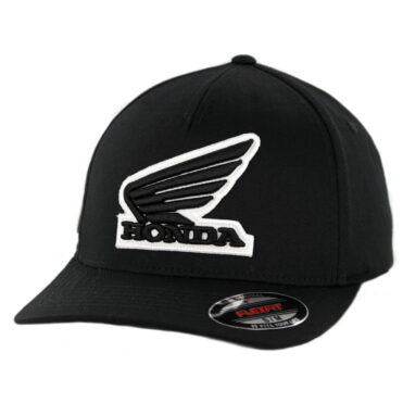 Fox Honda Flexfit Hat Black