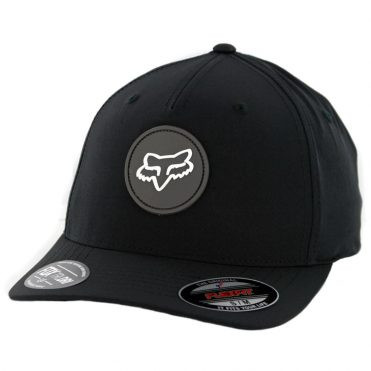 Fox Paradox Flexfit Hat Black