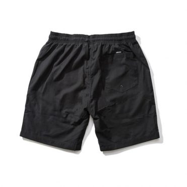 The Hundreds Sandy Shorts Black