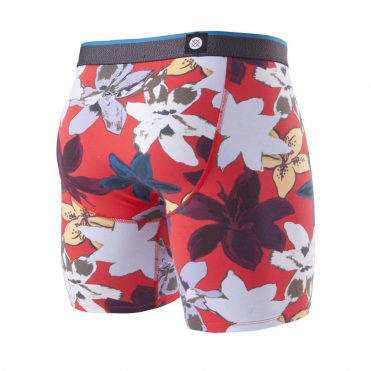 Stance Pop Floral BB Boxer Brief Red