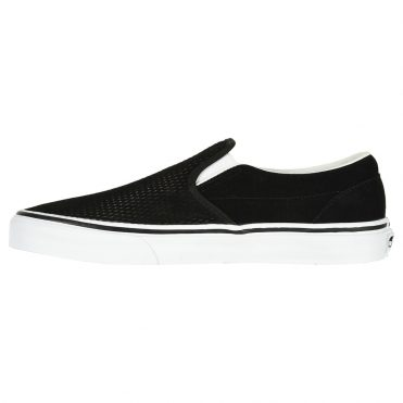 Vans Classic Slip-On Embossed Black True White