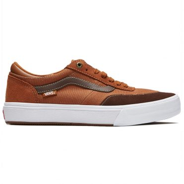 Vans Gilbert Crockett Shoe Leather Brown Potting Soil
