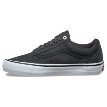 Vans Old Skool Pro Shoe Forged Iron