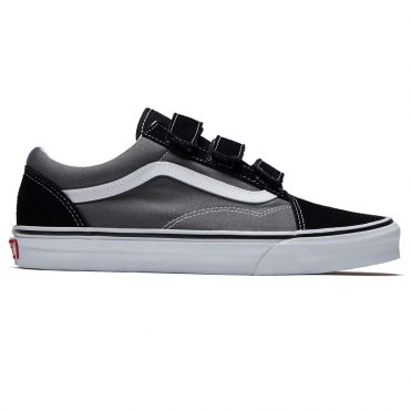 Vans Old Skool V Pewter Black