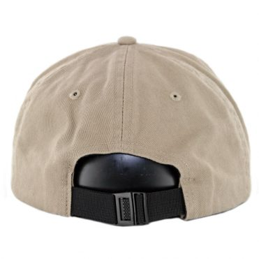 40's & Shorties 40's Hands Up Clipback Hat Khaki