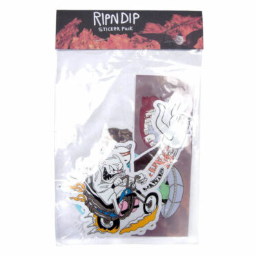 Rip N Dip Sticker Pack FA18