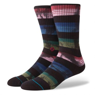 Stance Rue Sock Black