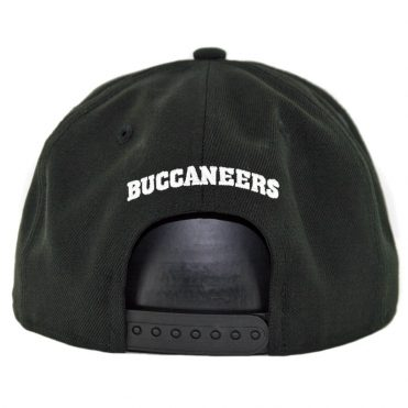 New Era 9Fifty Tampa Bay Buccaneers Snapback Hat Black