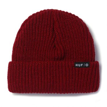 HUF Usual Beanie Scarlet
