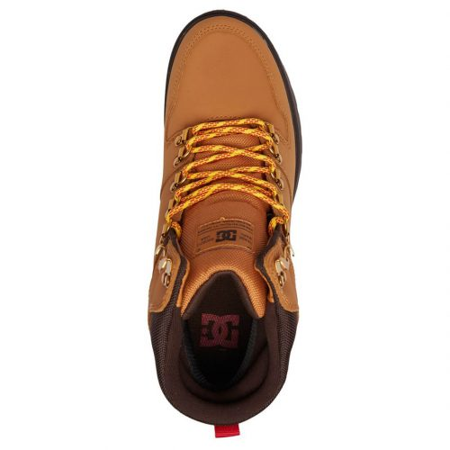 DC Shoes Men's Peary TR Boot Wheat Dark Chocolate