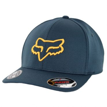 FOX Lithotype Flexfit Hat Navy
